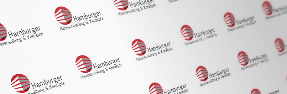 Hamburger Hausverwaltung Logo