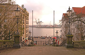 Hausverwaltung Hamburg Gebäude